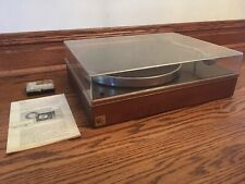 Refurbished! AR XA Acoustic Research Turntable W/Grado Cartridge and Dust Cover!