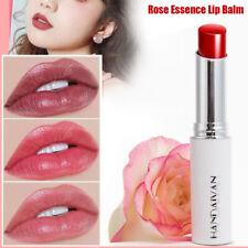 Waterproof Matte Velvet Rose Essence Lip Gloss Long Lasting Lipstick Makeup Tool
