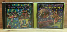 Disco Nights Vol. 6 #1 Disco Hits + Vol. 4 Greatest Disco Groups - 2 x CD Comps