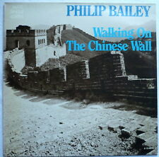"PHILIP BAILEY - Walking on the Chinese Wall - 12""-Maxi"