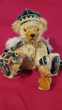 Rare King of Teddy Bears for 100th Birthday of Max Hermann, No. 808 of 1000