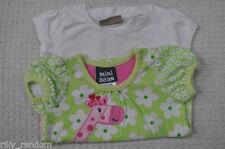 Camisetas multicolor para niñas de 0 a 24 meses