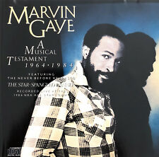 Marvin Gaye ‎CD A Musical Testament 1964 - 1984 - Europe (VG+/EX+)