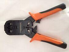 "Network RJ11/ RJ12/RJ45 Crimper Modular Crimping Working Tool 8"""