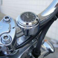 Reloj de Moto Universal Impermeable Manillar Para Motocicleta Harley Chopper
