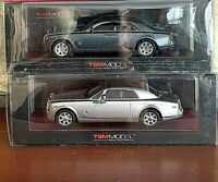 ROLLS ROYCE 1:43 SCALED CAR MODELS BY TSM. NIB!!!