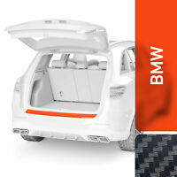 Ladekantenschutz Folie BMW 5er Limousine 7 (VII) G30 Carbon Optik