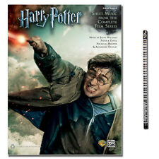 Harry Potter - Music from the Complete Film Series - ALF38970 - 97807390867359