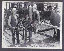 8x10 Photo~ WELCOME TO HARD TIMES ~1967 ~Henry Fonda ~Michael Shea ~Western