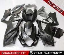 Matte Black ABS Molded Bodywork Fairing Kit Fit for Suzuki GSXR 1000 2008 2007