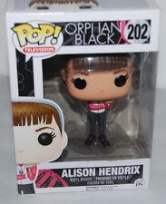 Funko Pop TV Orphan Black Alison Hendrix Vinyl Action Figure Collectible Toy 202