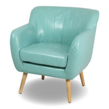 Blue Modern Accent Chairs.Blue Mid Century Modern Accent Chairs For Sale Ebay