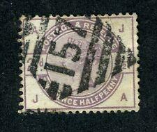 Great Britain, Scott #101, Queen Victoria, Used, 1884