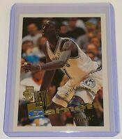 1995-96 Topps Kevin Garnett #237 NBA Basketball Draft Pick Rookie Card RC Sharp!