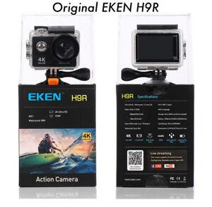 Original EKEN H9R WiFi 1080P 4K Sport Action Camera Travel Waterproof Camcorder