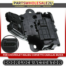 Trunk Lid Lock Latch Actuator for Buick Regal Cadillac Cts Camaro Malibu 940-108 (Fits: Buick)