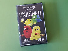 Gnasher Commodore 16 (C16), Plus/4 Game - Yes! Software (SCC)