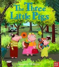 """VERY GOOD"" The Three Little Pigs (Fairytales) (Nosy Crow Fairy Tales), Nosy Cro"