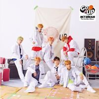 K-POP NCT DREAM 2nd Mini Album - [We Go Up] CD+Booklet+Photocard+Sticker Sealed