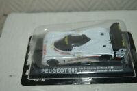 VOITURE COURSE 1ER 24 H MANS 1992 PEUGEOT 905 NEUF METAL CAR/AUTO ALTAYA 1/43