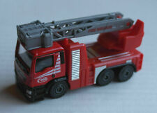 Majorette MAN TGS Fire Brigade Feuerwehr Drehleiter Fire Engine Tower Truck LKW