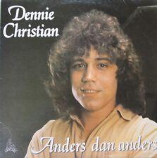 DENNIE CHRISTIAN - ANDERS DAN ANDERS - LP