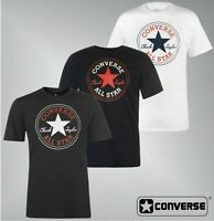 Mens Converse Short Sleeves Crew Neckline Core Chuck T Shirt Sizes from S to XXL