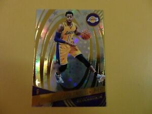 2016-17 Panini Revolution D'Angelo Russell #81 Astro Parallel