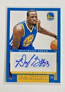 2012-13 Panini Signatures Draymond Green #13 Rookie Auto Golden State Warriors