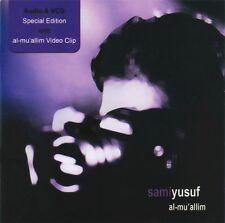 Sami Yusuf Al-Muallim Audio & VCD SPECIAL EDITION with Al-mu'allim video clip: