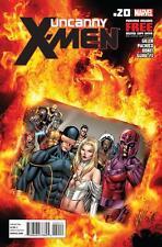 UNCANNY X-MEN (2011) #20 NM FINAL ISSUE