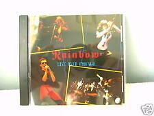 RAINBOW Rising Chicago 1979 Live Blackmore Bonnet CD