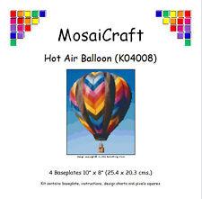 mosaicraft Pixel loisirs créatifs mosaïque Art Kit 'ballon à air chaud '