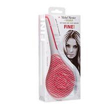 Spazzole e pettini tondi rosa per capelli per donna