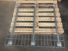 """NEW 48x46"""" Wire Mesh Decking waterfall wire deck Made In the USA!!! flared"""