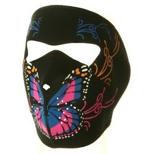 Biker Mask colour butterfly Neoprene