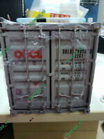 OOCL 1:20 Sea Transport Cargo Shipping Container Model