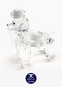 "[SPECIAL OFFER] ""Large Poodle"" Austrian Crystal Figurine was AU$135.00"