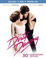 DIRTY DANCING: 30TH Anniversary Edition  - BLU RAY - Region free - Sealed
