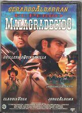 Movie DVD - EL PERRO MALAGRECIDO - New/Sealed - Condor Pictures