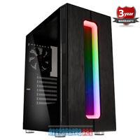 AMD RYZEN 5 2600x Six Core 240gb SSD GTX 1660 Super 6gb Desktop Gaming PC up559