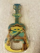 Hard Rock Cafe SHARM EL SHEIKH  MAGNET BOTTLE OPENER *RARE* VHTF