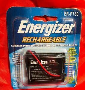 Energizer ER-P730 Cordless Phone Battery, Rechargable, NEW