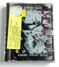 & Indigo Girls Nomads Indians Saints LP Epic Mini Disc CD Minidisk MD