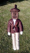 Indiana Jones the Temple of Doom Voodoo Doll Replica Reproduction Handmade Prop
