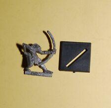 Citadel-Warhammer-C15 Orc vilager-Archer #A, 1985