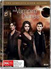 The Vampire Diaries : Season 6 : NEW DVD