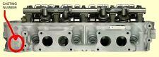 FOR Nissan D21 PICK UP 2.4 SOHC Cylinder Head Casting #72P 90-97  REBUILT