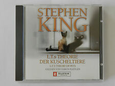 CD Stephen King L.T.s Theorie der Kuscheltiere Ulrich Pleitgen
