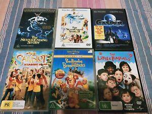25x Children Dvds heaps of classics